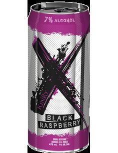 X Kinky Black Raspberry