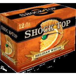 Shock Top Belgian White -...