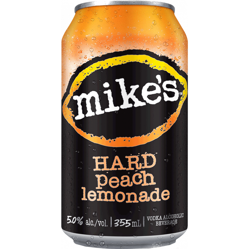 Mike's Hard Lemonade Peach