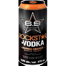 Rockstar + Vodka Mango Orange
