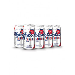 Molson Canadian - 8 Cans